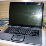 Чистка ноутбука HP Pavilion Днепропетровск . Фото 1