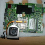 Чистка ноутбука HP Compaq Presario CQ60 в Днепропетровске 4