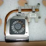 Чистка ноутбука HP Compaq Presario CQ60 в Днепропетровске 5