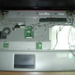 Чистка ноутбука HP Compaq в Днепропетровске.