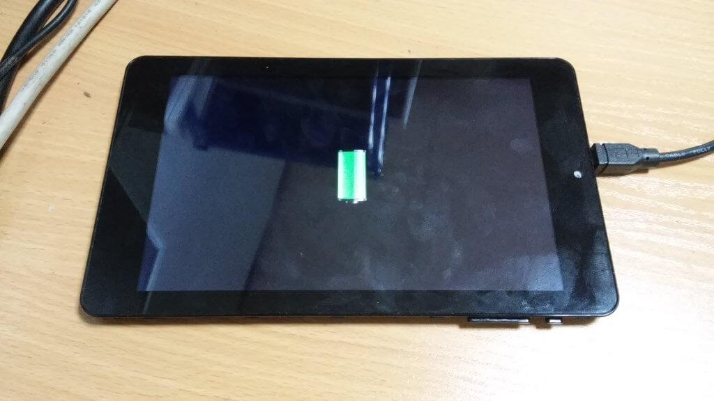 Как сделать так чтобы планшет заряжался от usb